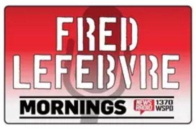 Fred Lefebvre Morning Show logo